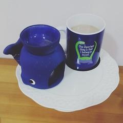 Tea and Essence Burner