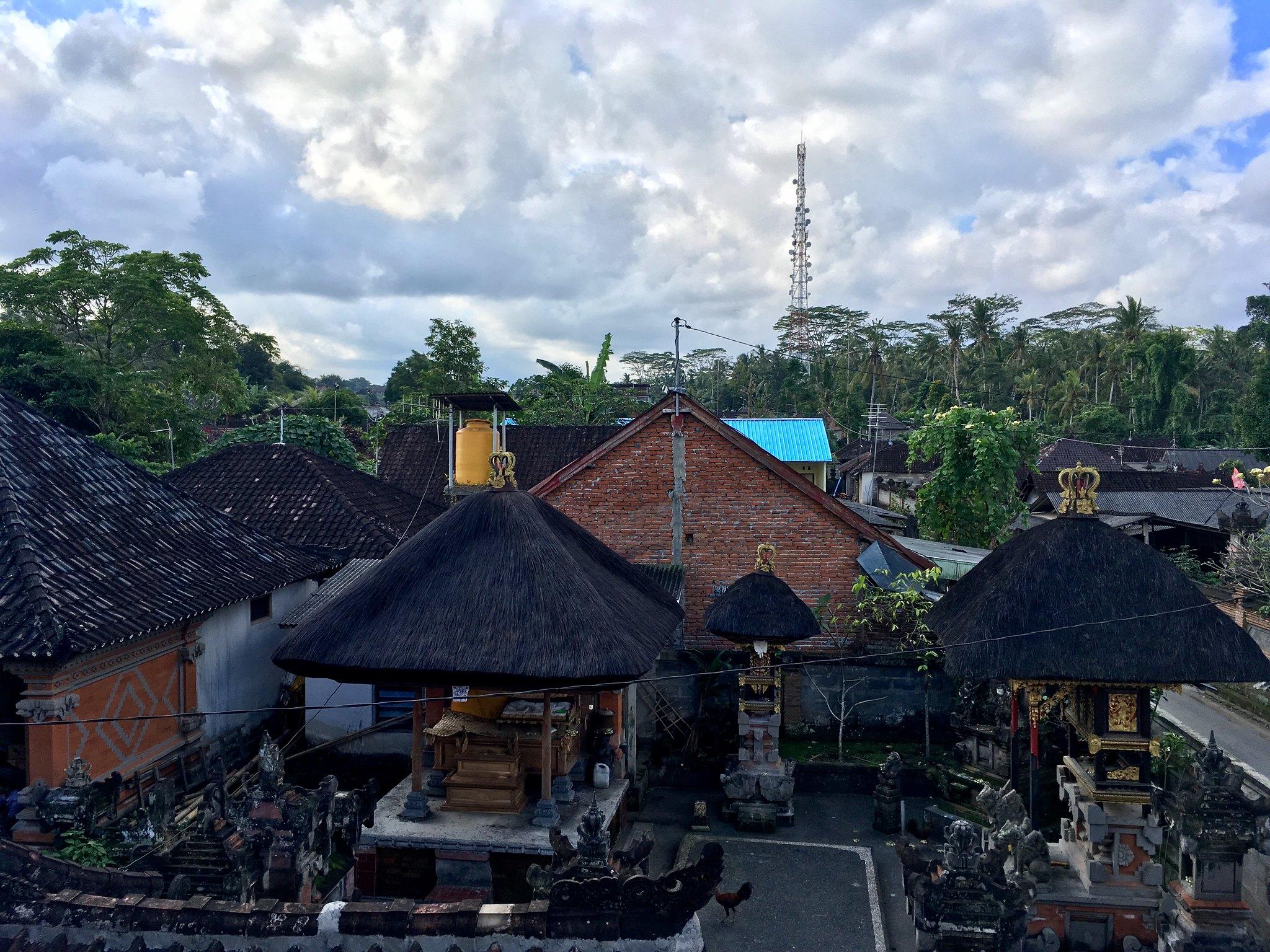 Gianyar temples
