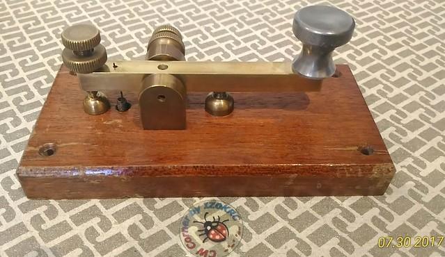 Italian teching Morse key - 134611_1_p