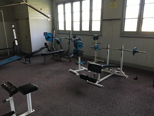 Dookie gym
