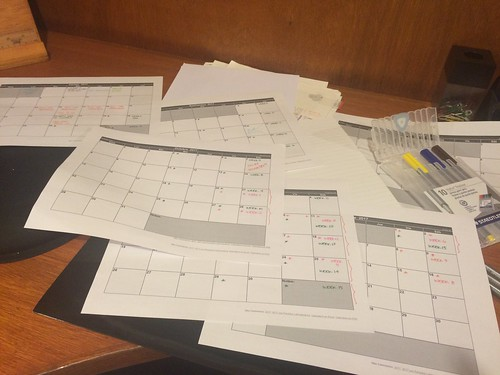 Planning and Scheduling for the Fall