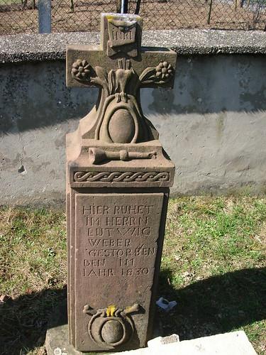 Croix 6 à Eberbach-Seltz