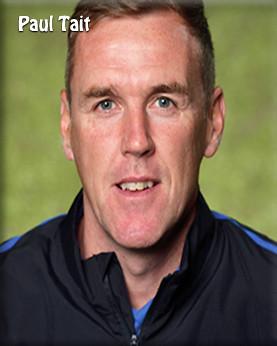 Paul Tait - U18 Coach