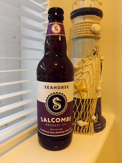 Salcombe, Seahorse, England