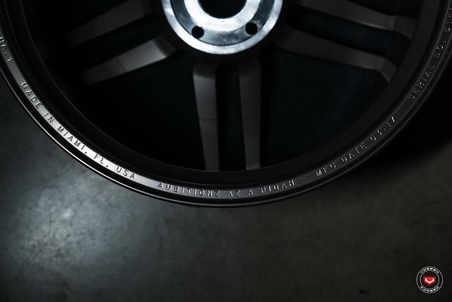 Lexus ISF - Vossen Forged - HC-1 - © Vossen Wheels 2017 -1003