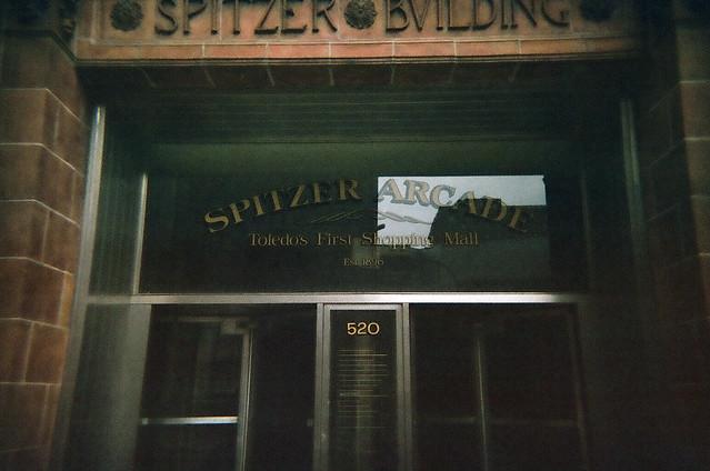 Spitzer Arcade