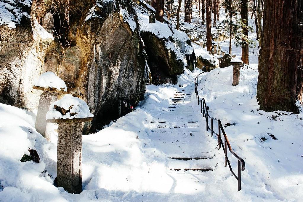 山寺_登山步道