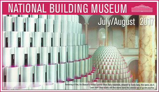 'Hive' at the National Building Museum (NBM) Washington (DC) July - September 2017