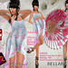 ShuShu BELLARA outfit flamingo by AnaLee Balut