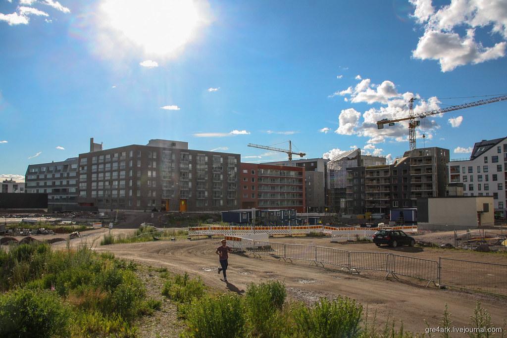 Новые районы Таллина