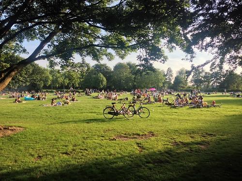 Vroesenpark, Rotterdam