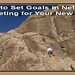 How to Set Goals in Network Marketing for Your New Reps