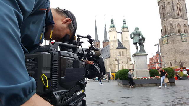 Insiders - Filming 'Poor Germany'
