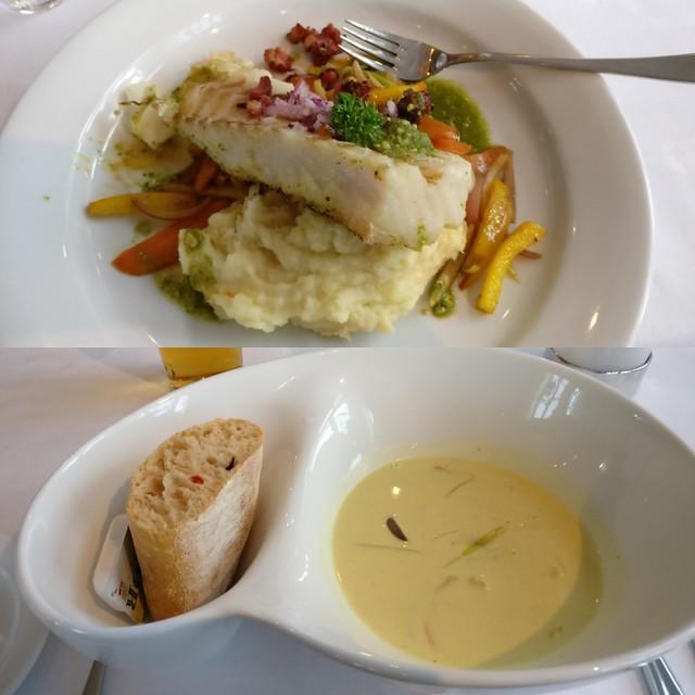 lofoten meal