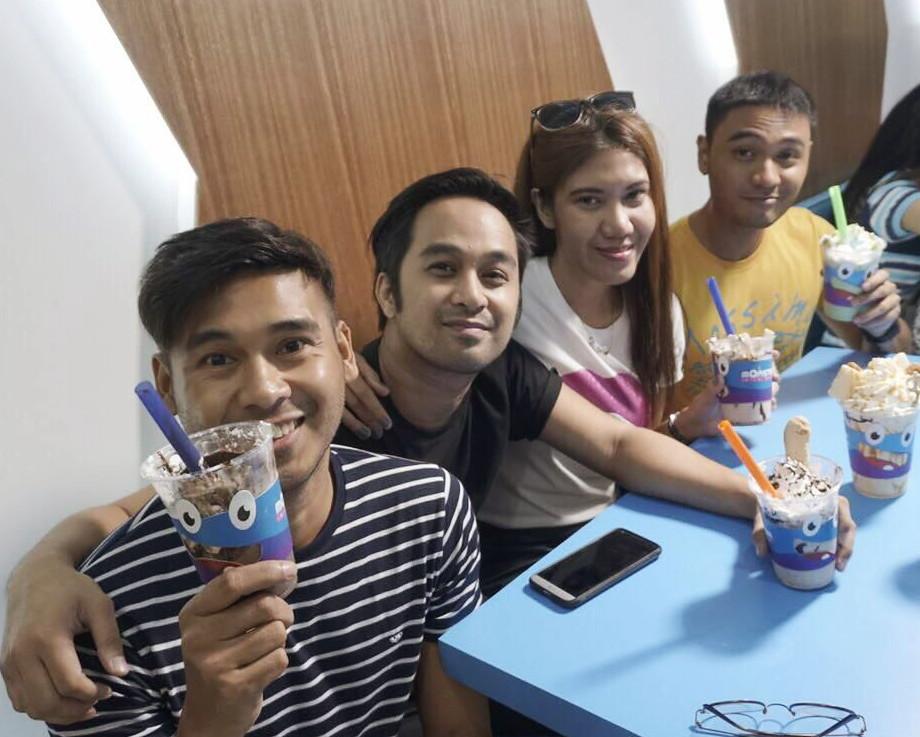 Monster Milkshake Manila Vertis North