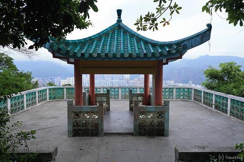 Sha Tin Lion's Pavilion