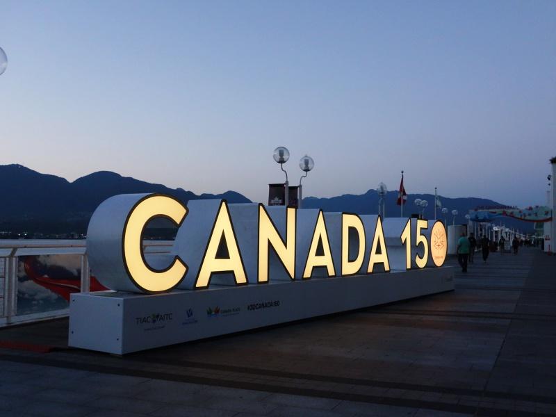 Canada 150 Vancouver