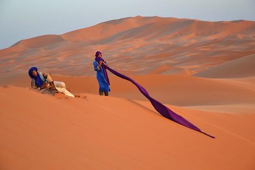 Naar Marokko voor studiepunten