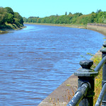 Along the River Ribble at Preston