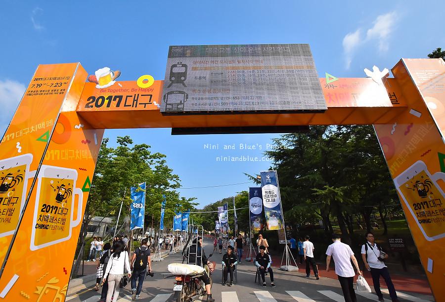 韓國大邱炸雞啤酒節旅遊景點09