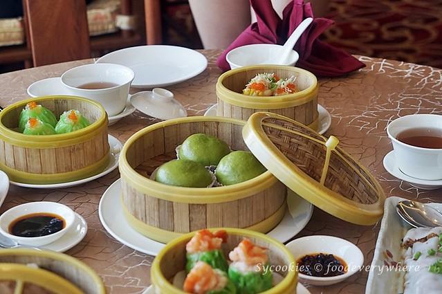 14.Oriental Chinese Cuisine @Pullman's Hotel Dim Sum