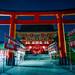 Fushimi Inari Taisha by Stuck in Customs