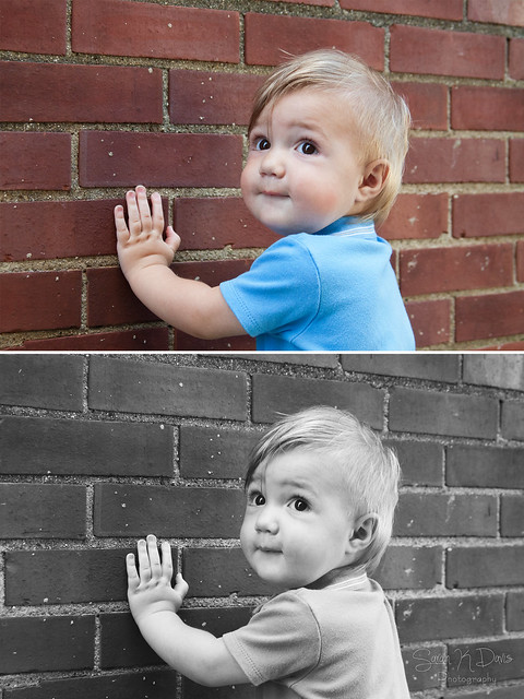Kayson's 1 Year Session