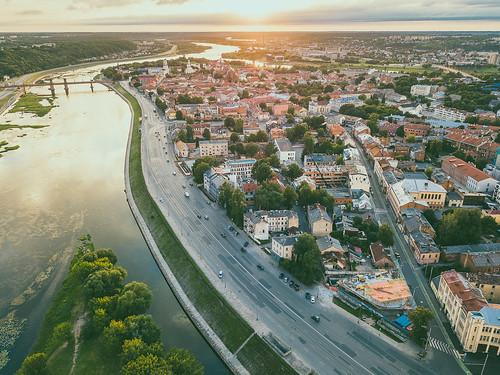 kaunas lietuva lithuania dronas 2017 europe djieurope drone aerial aerialphotography dji djimavicpro mavic pro mavicpro birdseye landscape djiglobal