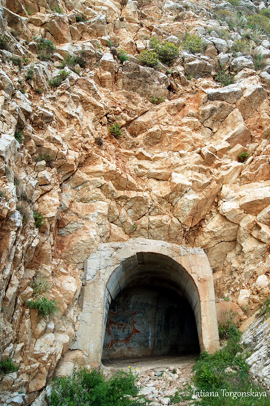 Выход из туннеля
