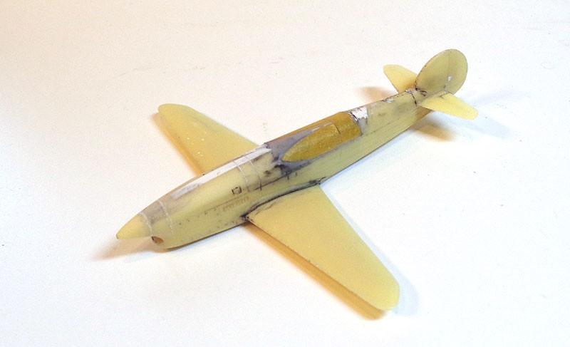 [Special Hobby] Messerschmitt Me 209V1, 1/72 - fini 35535249830_b6ee847468_b