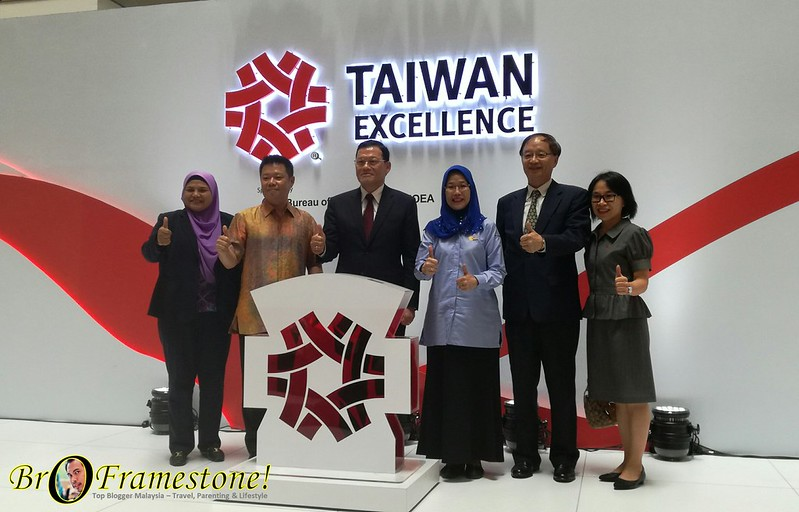 Taiwan Excellence Pavilion at 1 Utama Shopping Centre