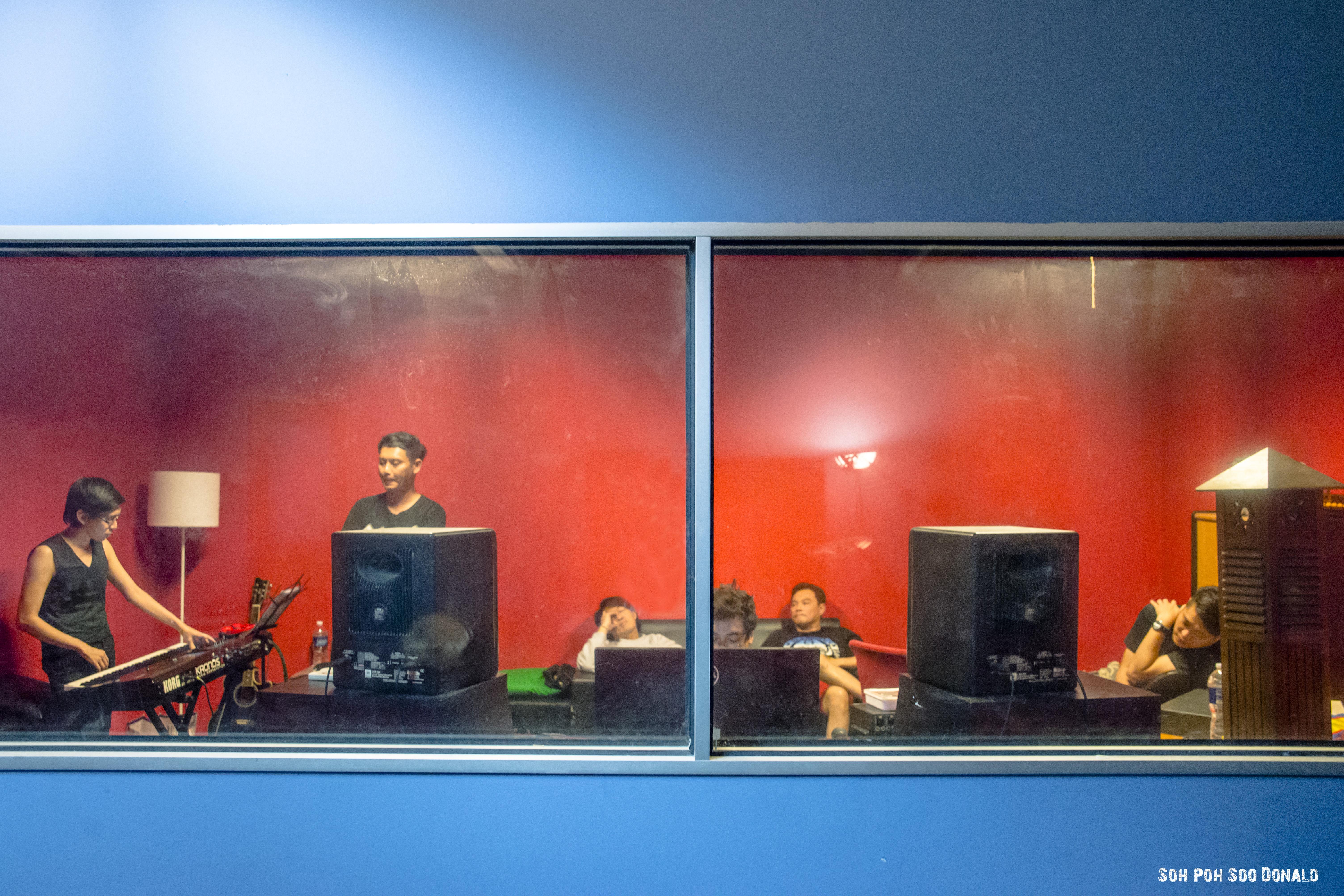 Tian Di Hui Recording 240617