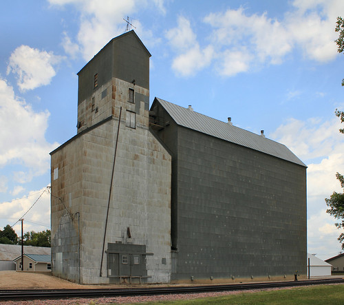 Grain Elevator - Whittemore, IA