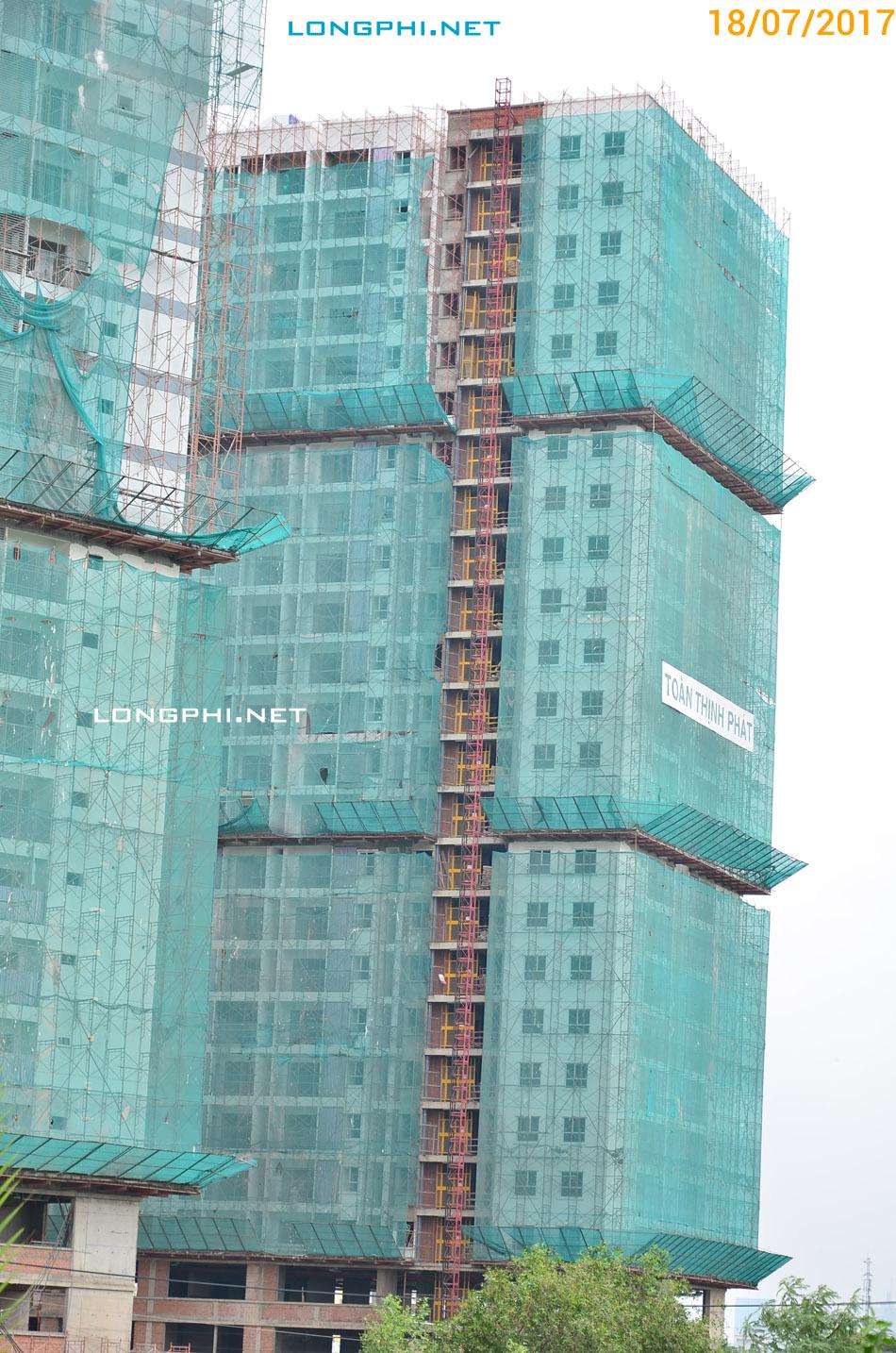 Tháp Bắc M1 - Jamona Apartment - Luxury hoem Q7 ngày 19/07/2017.