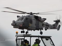 ZZ529 landing.