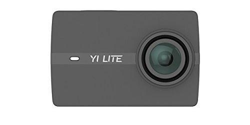 La caméra d'action YI Lite peut produire des vidéos et «timelapse» en 4K