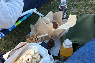 Film Night in the Park - Dolores Park Austin Powers movie snacks