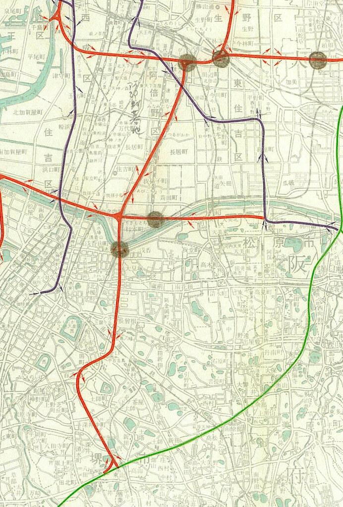 阪神高速道路泉北線(未成道)