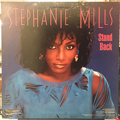 STEPHANIE MILLS:STAND BACK(JACKET B)