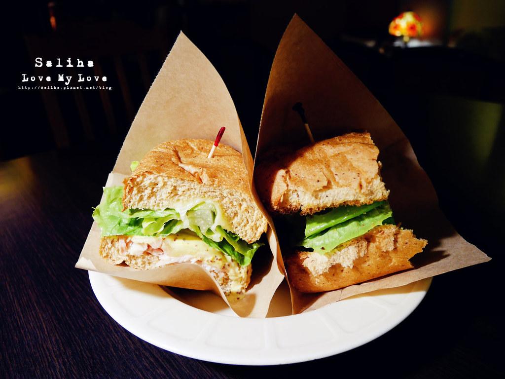 台北市中山站附近不限時下午茶輕食Apartment Cafe公寓咖啡館 (5)