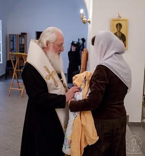 Литургия в Спасском соборе 255