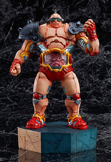 反派最後一人登場!!Good Smile Company 忍者龜收藏雕像系列【克朗】Teenage Mutant Ninja Turtles クランゲ Krang