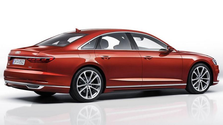 Audi A8 2017 3954