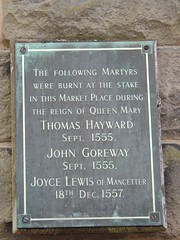Photo of Black plaque number 30127