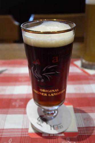 Original Rhöner Landbier Schwarzer Hahn