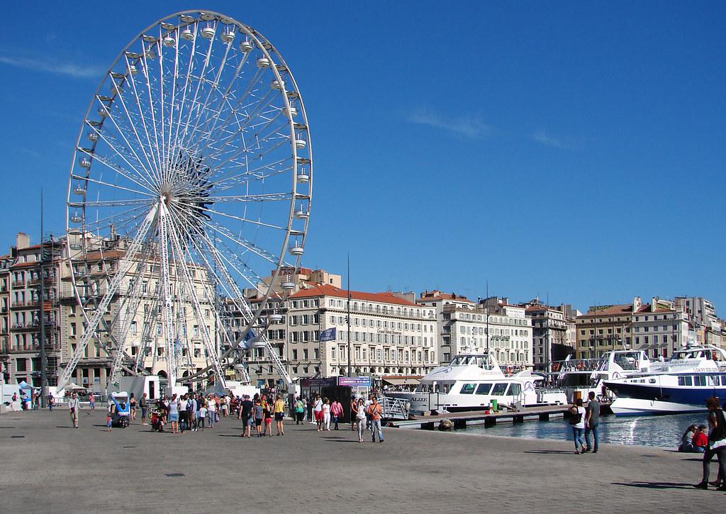 Marseille bouches du rh ne france tripcarta for Marseille bdr