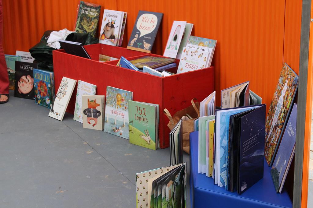 Partir en livre 2017 - Parc d'attractions littéraires de Pantin