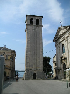 Campanile of the cathedral, Pula | by Verity Cridland