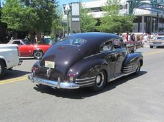 Forties Chevrolet