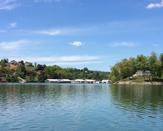 rainbow resort real estate for sale on norris lake lafollette tn